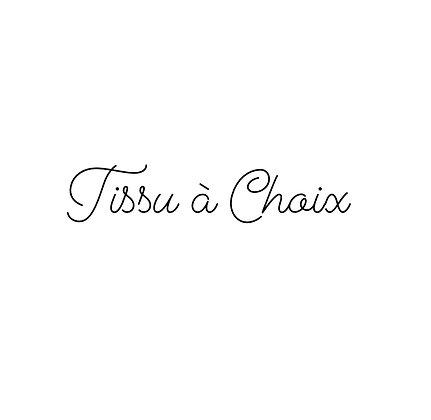 Pull TISSU À CHOIX