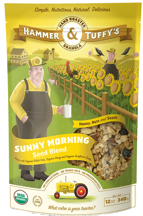 Sunny Morning Seed Blend