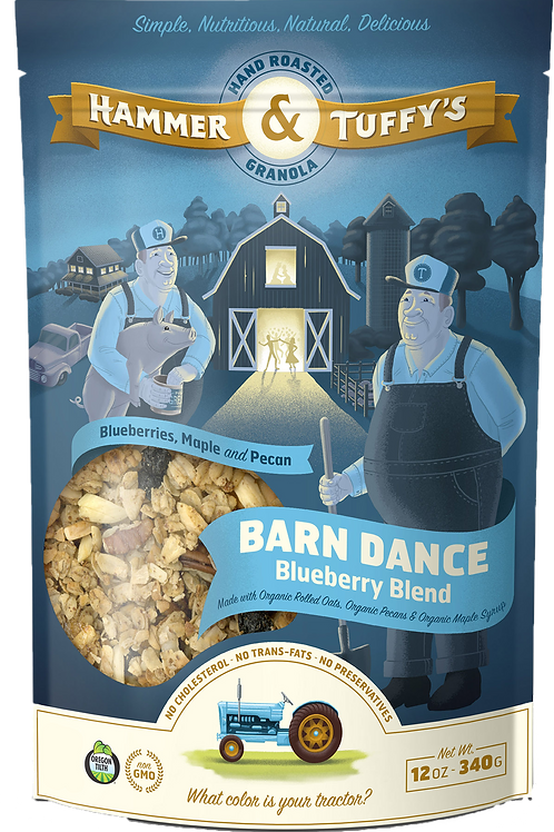 Barn Dance Blueberry Blend
