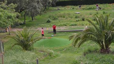 Football Golf Barcelona