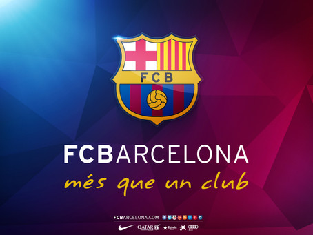 LifestyleDMC now an official Agent of Football Club Barcelona.