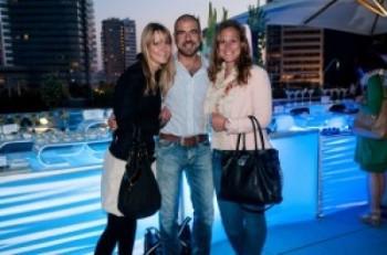 Hilton Diagonal Mar Barcelona - Jolien - Eva - Joan Gorrita