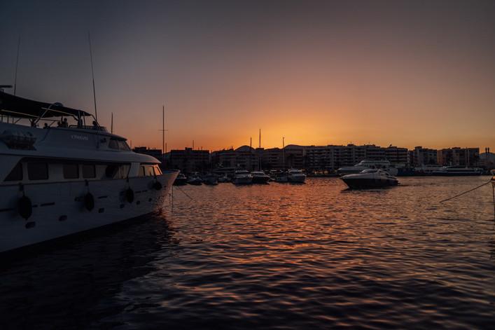 Sunset Sailings