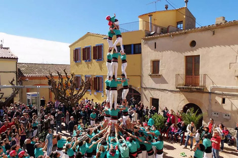 Human Towers Workshop