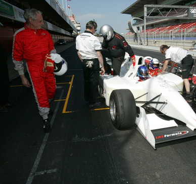 F1 Two-seater