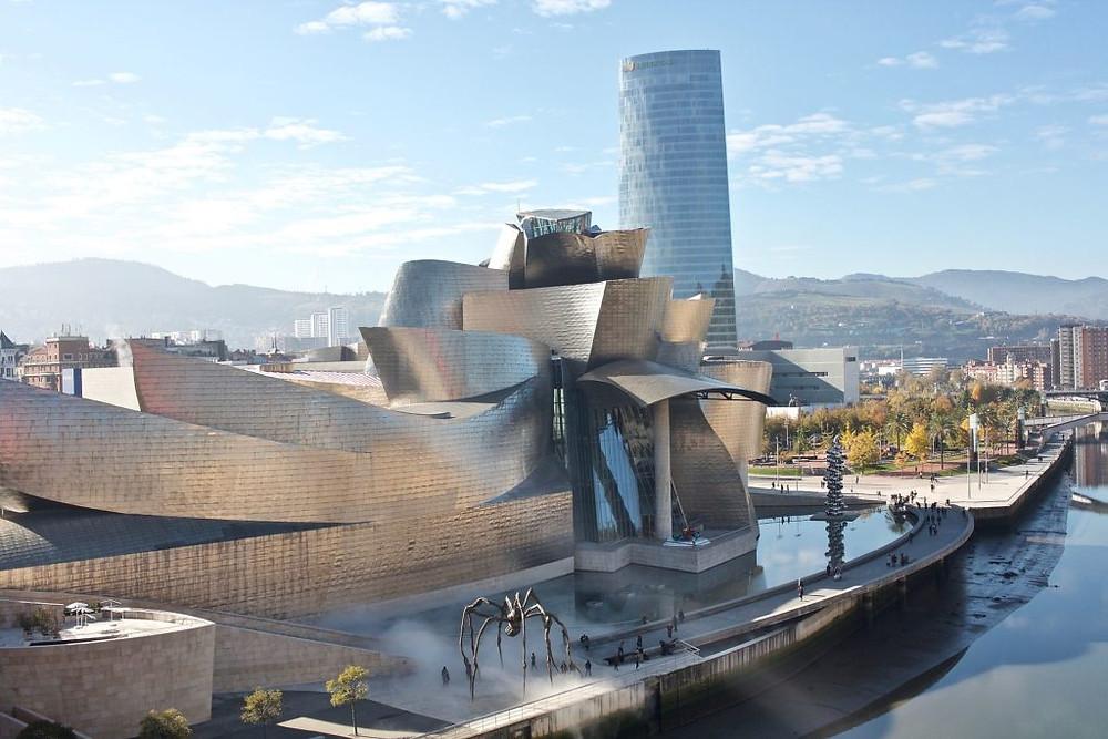 MICE Bilbao Guggenheim