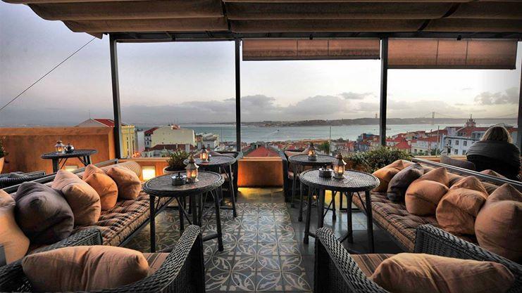 Lisbon hotel, great MICE destination.
