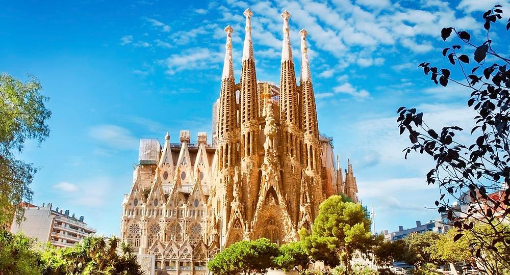 Image result for La Sagrada Familia