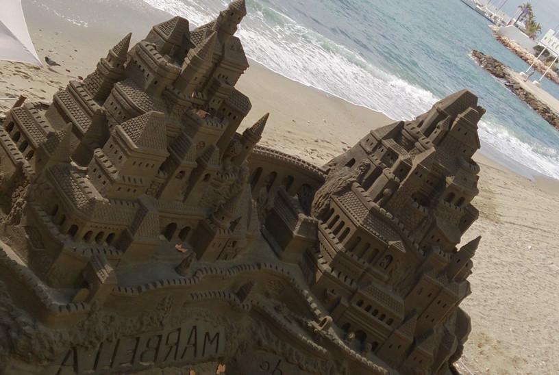 Sandcastle Challenge