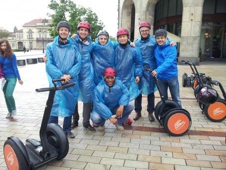 "LifestyleDMC goes on a ""Mastermind"" Teambonding Trip"