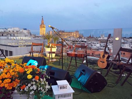 Sevilla - venue & hotel 1