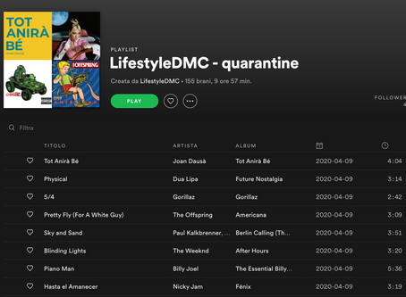 Traditions at LifestyleDMC: Music in the office