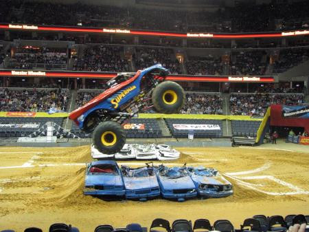 If I had a Monster Truck…