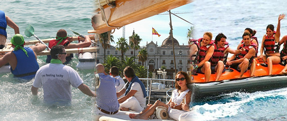 Sea-based Corporate Events in Barcelona