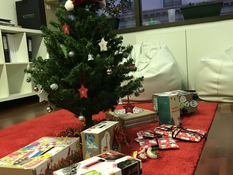 Traditions at LifestyleDMC: Secret Santa