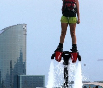 The Latest Craze to hit Barcelona – The Flyboard Experience