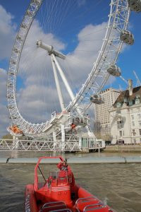 incentive reward trip - London Eye