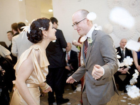 You can't dance at every wedding.