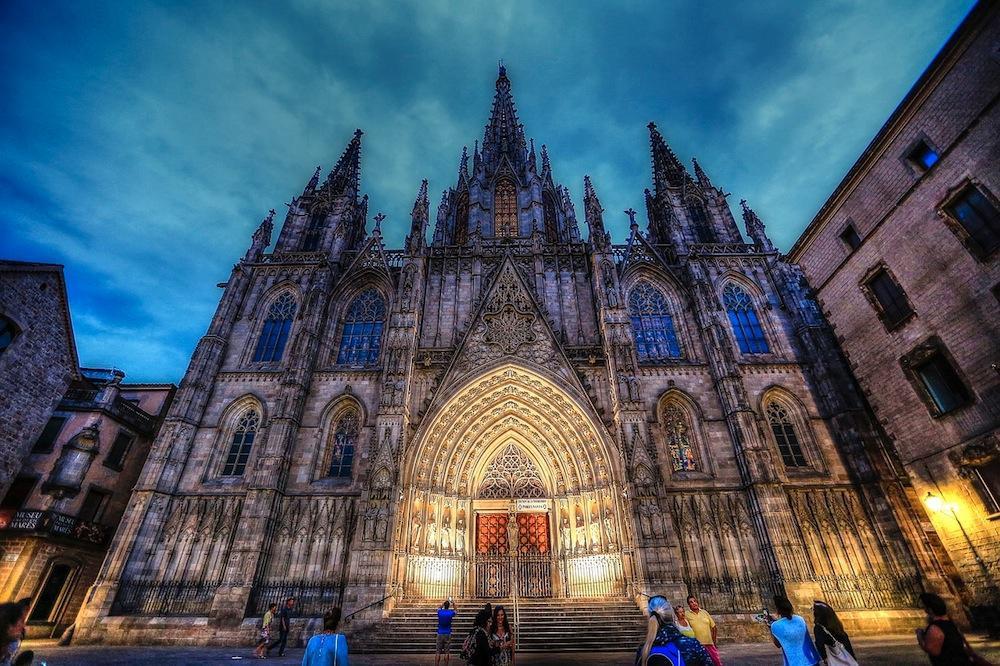 Image result for Catedral de Barcelona