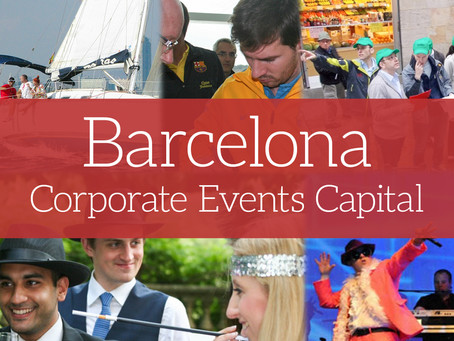 Barcelona – The European Capital of Corporate Events