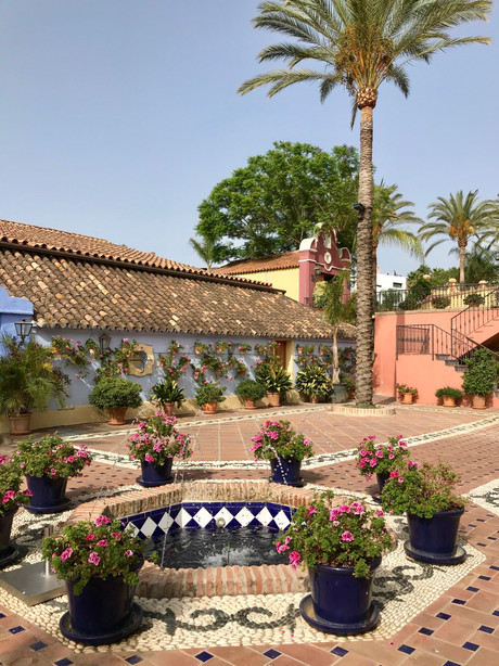 Spanish Country House