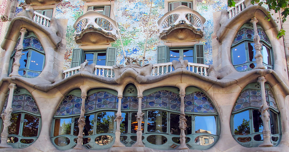 Image result for Casa Batlló