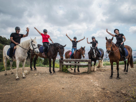Horse Riding in Barcelona – Incentive Trips with a Difference