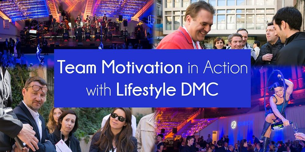 Team Motivation Lifestyle DMC