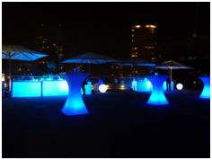 Hilton Diagonal Mar Pool Bar