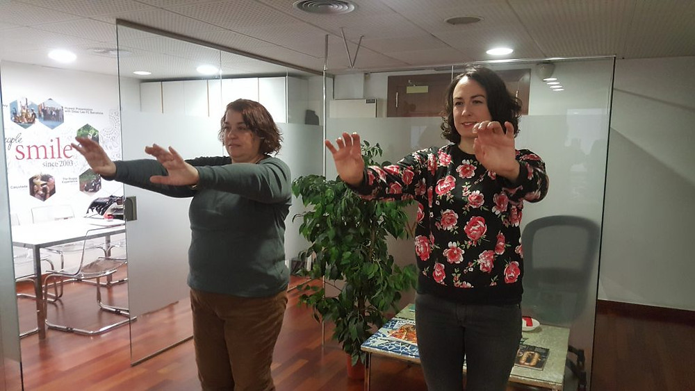 Office Tai Chi