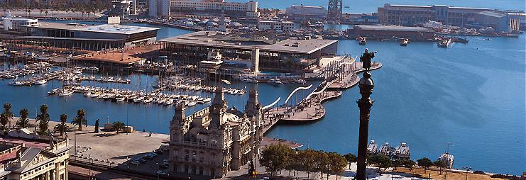 Port-Vell.Barcelona