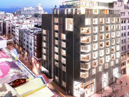 Brand New 5 Star Hotel Opens in Trendy Area of Barcelona – Sneak Preview