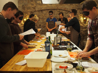 Blindfolded Cooking