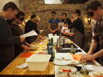Blindfolded Cooking