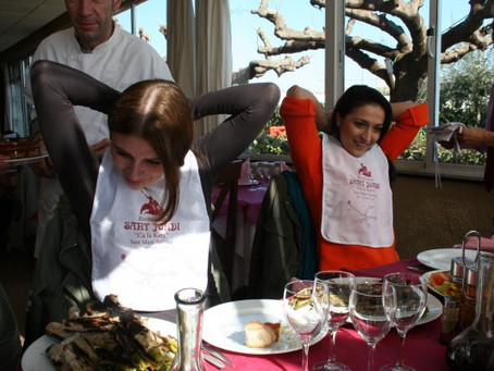 Enjoy a Private Wine Tour  and Calçotada in the Penedes