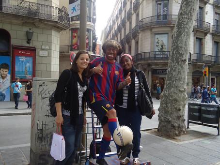 "Lifestyle Talks to ""Ronaldinho"""