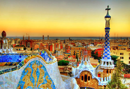 Explore Barcelona's beauty