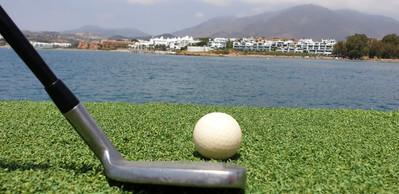 Sea Golfing