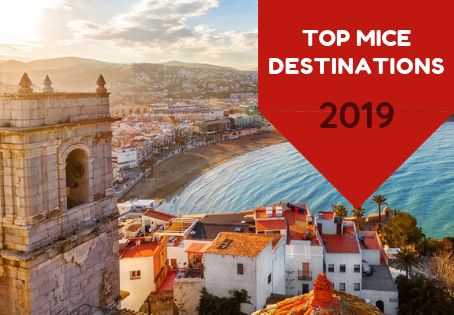 Top MICE Destinations 2019