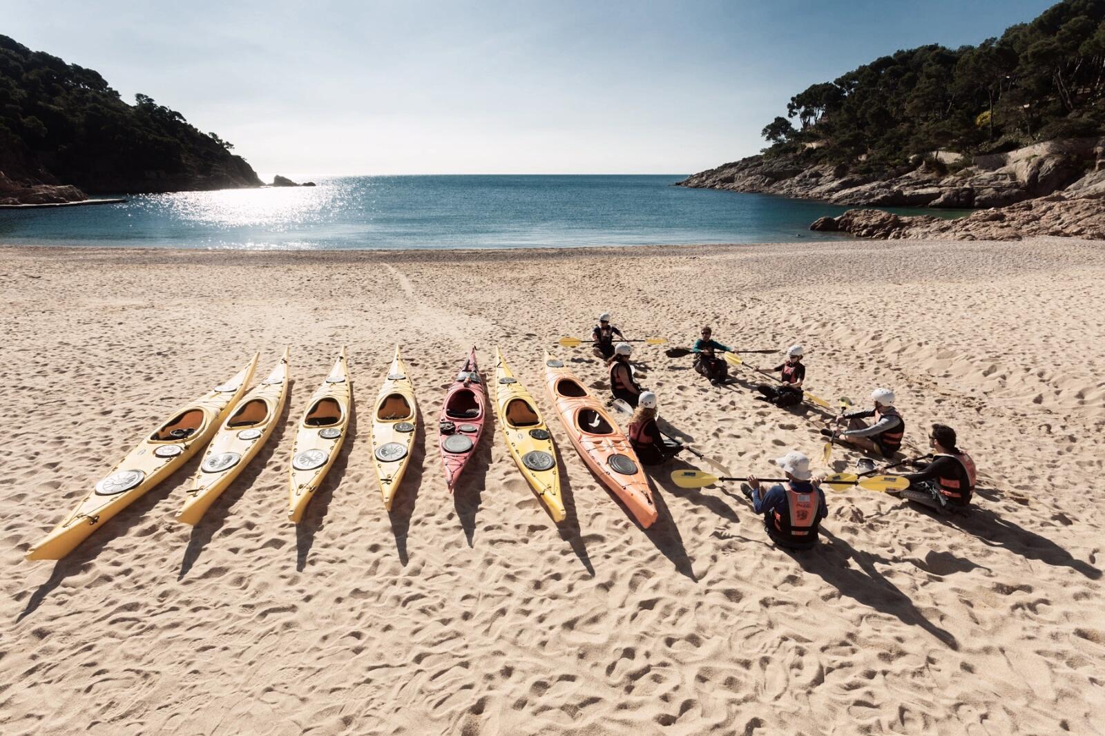 Kayak Teambuilding
