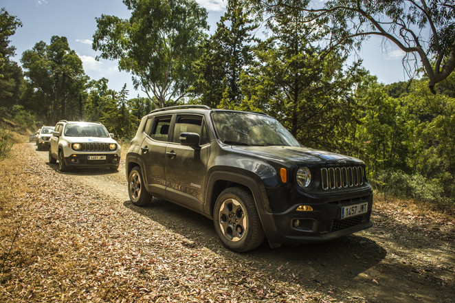 Jeep Rally GPS