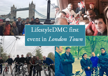Our First event with Lifestyle London Town