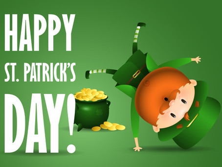 Sobre St. Patrick's Day! ☘
