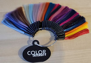 Joico colour swatches