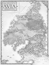 Custom fiction map