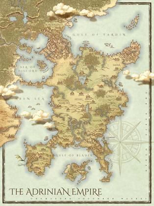 The Adrinian Empire