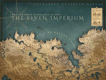 dark elven map