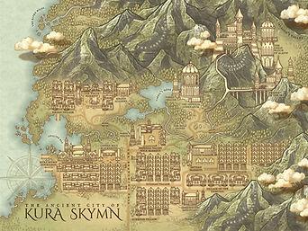 custom city map dnd