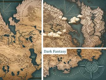 custom novel map