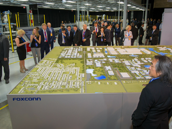 Foxconn to Host Community Open House in Mount Pleasant
